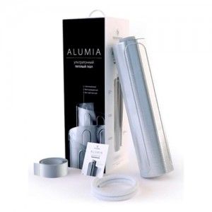 Алюминиевый мат Теплолюкс Alumia 600 (4.0 м.кв)