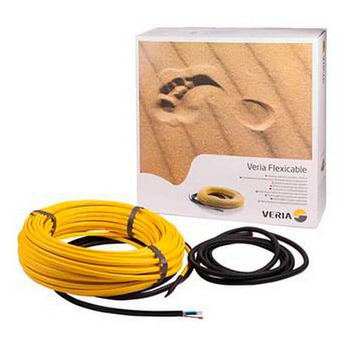 Нагревательный кабель Veria Flexicable 20 (1890 Вт) (13 м.кв.)