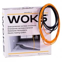 Нагревательный кабель Woks 17 325 Вт (2,5 м.кв.)