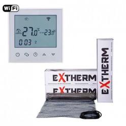 Теплый пол Exterm ETL комплект с цифровым терморегулятором