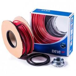 Тонкий нагревательный кабель DEVIflex 10T (900 Вт)