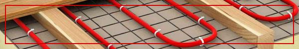 Обогрев помещений с помощью нагревательных матов и кабелей
