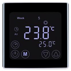 Терморегулятор EcoTerm BSN Black