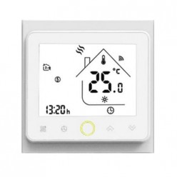 Терморегулятор IN-THERM PW-002 white