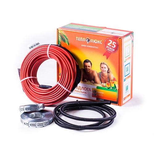 Нагревательный кабель Теплолюкс 20ТЛБЭ2 (161 м) (20,1 м.кв.)