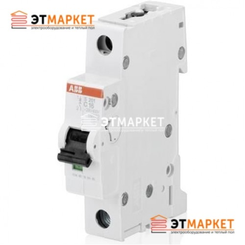 Автоматический выключатель ABB S201-C3