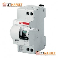 Диффавтомат ABB DS 951 AC-C40/0,03A