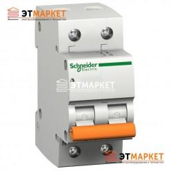 Автоматический выключатель Schneider Electric ВА63 32А, 1+N п., 4,5 кА