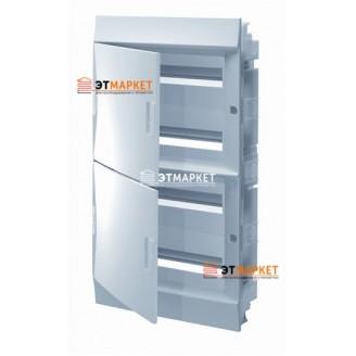 Щит ABB Mistral41F 72 м., IP41, не прозрачные двери, встраиваемый