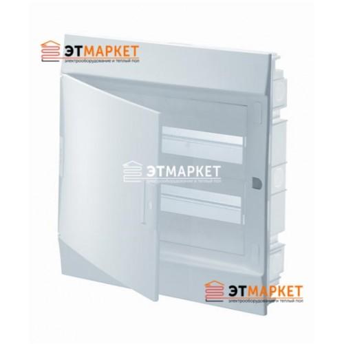 Щит ABB Mistral41F 850 24 м., IP41, не прозрачные двери, встраиваемый