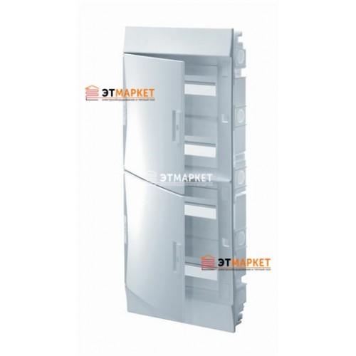 Щит ABB Mistral41F 850 48 м., IP41, не прозрачные двери, встраиваемый
