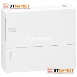 Щит Schneider Electric Mini Pragma 1ряд/12м., навесной, белые двери