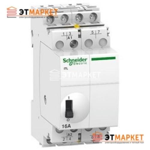 Импульсное реле Schneider Electric iTL 16A 4NO 24В АС/12В DC