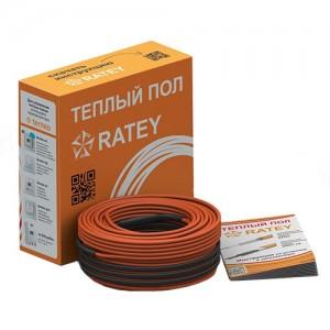 Нагревательный кабель RATEY RD1 (1230 Вт) (8,6 м. кв)