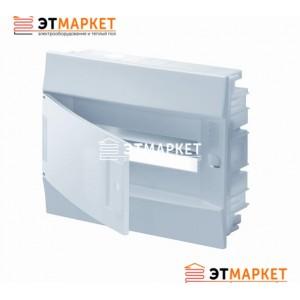 Щит ABB Mistral41F 850 12 м., IP41, не прозрачные двери, встраиваемый