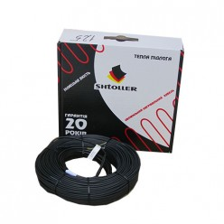 Нагревательный кабель Shtoller STK-F20 (400 Вт) (2,5 м.кв.)