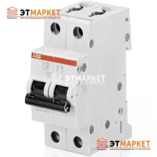 Автоматический выключатель ABB S202-C0,5