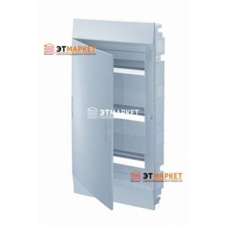 Щит ABB Mistral41F 36 м. (12x3), IP41, не прозрачные двери, встраиваемый