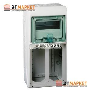 Щит Schneider Electric Kaedra 8 мод., IP65, 2 отв.