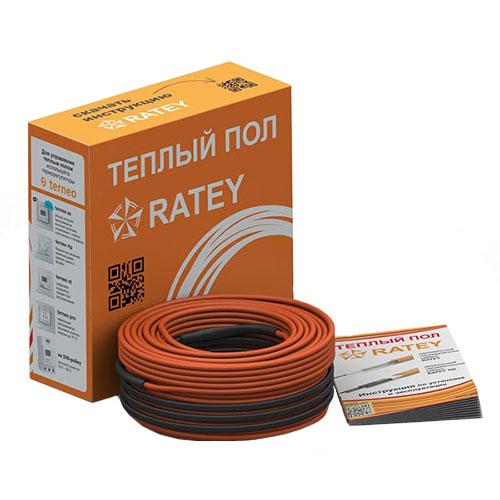 Нагревательный кабель RATEY RD1 (280 Вт) (2 м. кв)