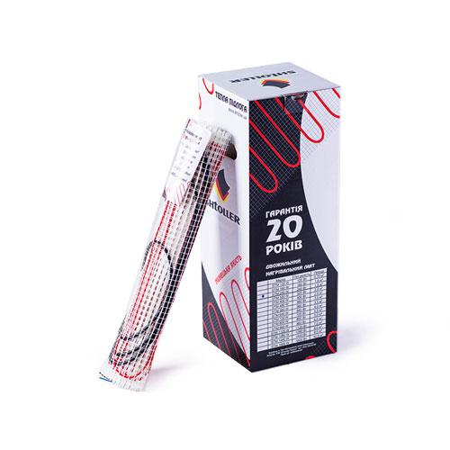 Нагревательный мат Shtoller STM 800 W (5 м.кв.)