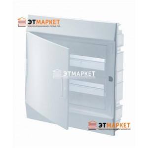Щит ABB Mistral41F 24 м., IP41, не прозрачные двери, встраиваемый