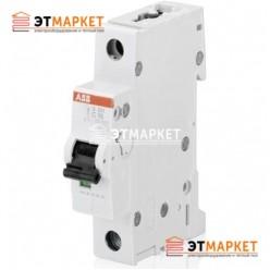 Автоматический выключатель ABB S201-C6