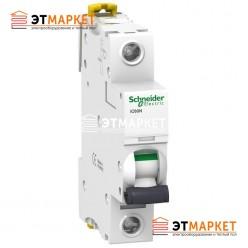 Автоматический выключатель Schneider Electric iC60N, 1P, 10A, C