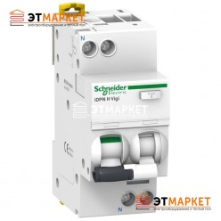 АВДТ Schneider Electric iDPN H Vigi 16A, C, 1P+N, 10 кА, 30 mA, AC