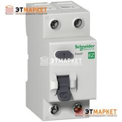 Дифреле Schneider Electric EZ9 2Р, 40А, 30 мА, АС