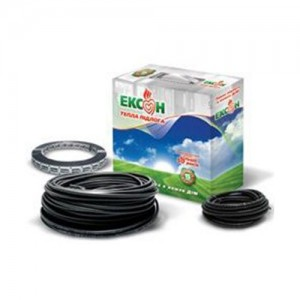 Нагревательный кабель Эксон 2 (145 Вт) (1 м.кв.)