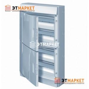 Щит ABB Mistral65 72 м., IP65 , не прозрачные двери, навесной